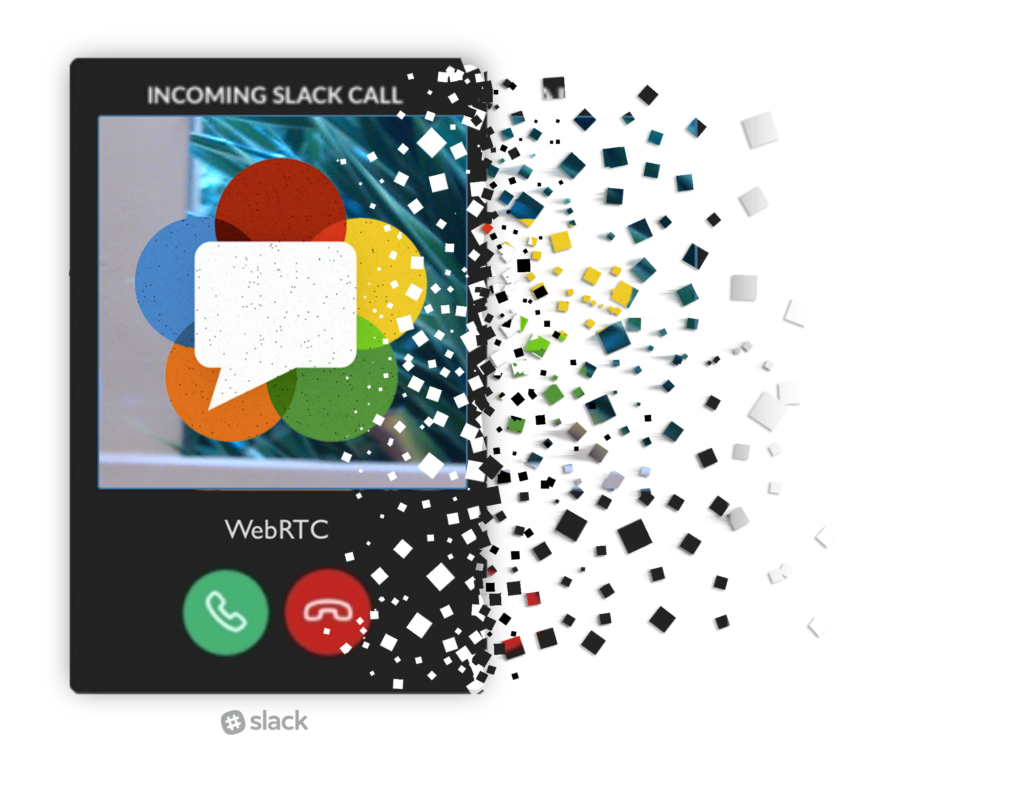 Picking apart Slack's WebRTC Implementation